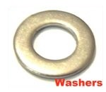 Washers (A2 Stainless)